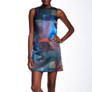 Alice + Olivia Clyde A-Line Dress